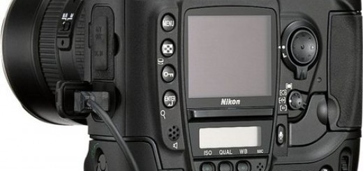 Nikon D2X one of the popular camera