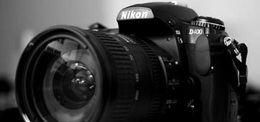 Nikon D400 Caemra